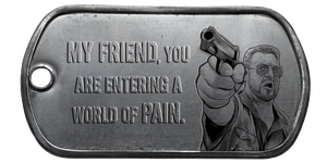 Battlefield 4 Dog Tag Contest Entry #3 by rsholtis
