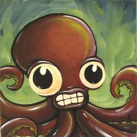 MightyOctopus by Kung-Fu-Kiwifruit