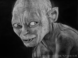 My Precious by Bereaved by ThePortraitClub