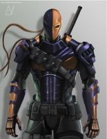 d-d-d-deathstroke by law092