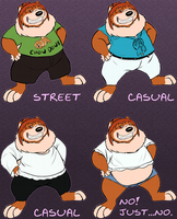 Modern Clothing Sheet For JC by HateMeAllYaWant