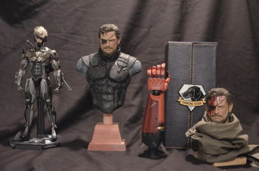 Metal gear solid Collection by SimonFX