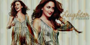 Leighton Meester by JacobIsMyLife