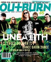 Unearth - Outburn Cover by JeremySaffer
