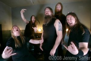 Amon Amarth - Viking Party by JeremySaffer