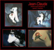 MLP Custom : Jean Claude by marienoire