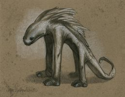 another critter by donseeg