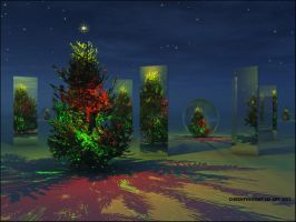 Heras  X-mas Tree by chrisntheboat