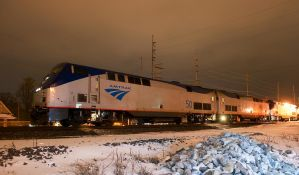 AMTK 30 arriving south bend main 1 by wolvesone