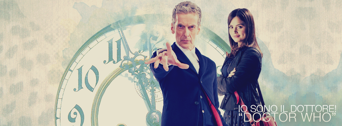 Doctor Who - Cover Photo 3 by AmbrixMUSE