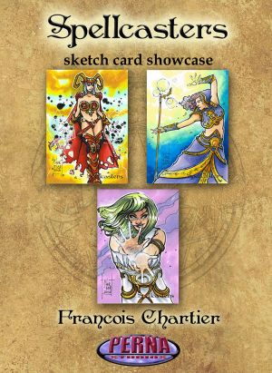 Francois Chartier Showcase - Spellcasters