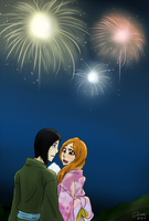 Happy New Year My Love by AlexaClyne