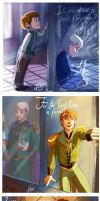 Frozen Songs - Genderbend by juliajm15