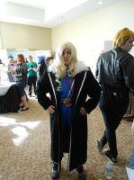 Khaotic Kon 2013- Olivier Mira Armstrong by SapphireAngelBunny