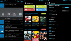Neonblue Theme Update by nitinvaid20