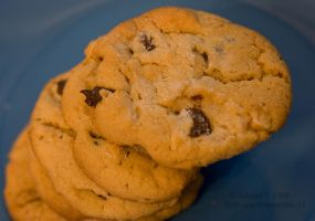 Delicious PB cookies by aheria