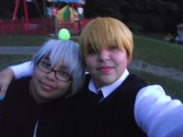 Gakuen England and Prussia by Death-By-Insanity