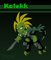 Kalekk by OmegaSunBurst