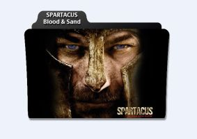 Spartacus Blood and Sand Icon by chrisnoakes