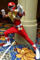 Red Ranger by Wuzabow22