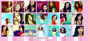 ICONS : HYUNA'S BUBBLEPOP by chazzief