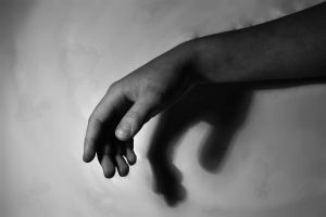 old hand by Blue-Norway