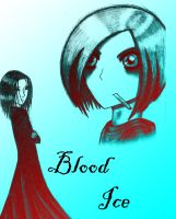 Blood Ice Cover by AnimeElf7