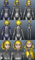 Aigis 3Dmodel  WIP 02 by QUICKMASTER