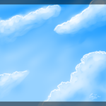 ..:Sky Background FREE TO USE:.. by Zainnah