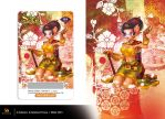 Panoplie Geisha - Dofus by MabaProduct