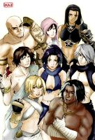 Group Pic Tantra by AKirA-FreedoM