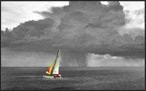 Sailing boat  Mb05 by alfa
