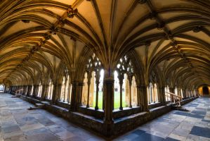 The Cloisters by Santy79