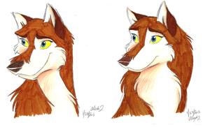 Balto Screencap redo-Aleu by Stray-Sketches