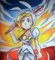 Fionna by kake07