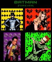 Batman Forever by RetardMessiah