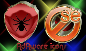 AdAware Icons by 0dd0ne