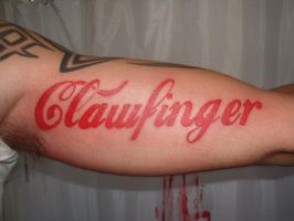 Clawfinger by jowal