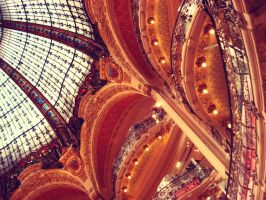 Galeries Lafayette by rqp