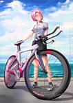 Continue Cycling TT-01 by Anomonny