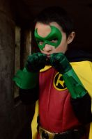 R.I.P Damian Wayne by FloresFabrications