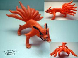 Kurama Kyuubi by VictorCustomizer