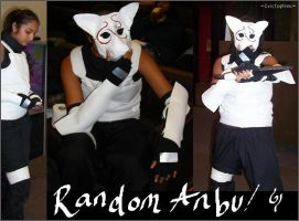 Anbu Character by Cristophine