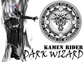 Kamen Rider Dark Wizard by tuanenam