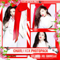 Photopack Png De Charli XCX.825.301.723 by dannyphotopacks