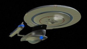USS Enterprise NCC-1701-B by enterprisedavid