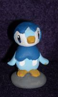 Piplup by Dreary-Blood