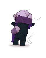 I put on my sock hat. by Dreatos