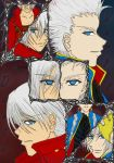 Dante and Vergil .:Colored:. by PPGDBlossom
