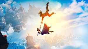 BioShock Infinite by vgwallpapers
